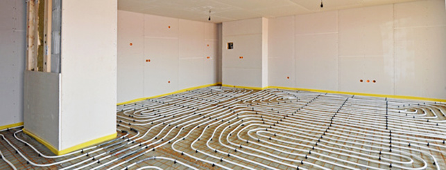 plancher chauffant rennes chauffage pose installation ille et vilaine artisan plombier. Black Bedroom Furniture Sets. Home Design Ideas